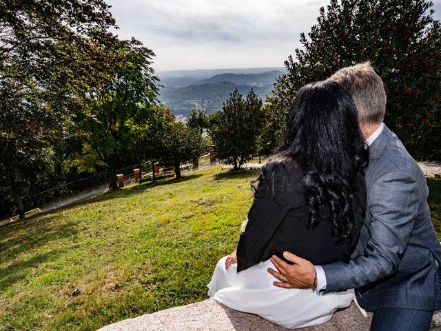 Il matrimonio di Luca  e Hodry  a Como, Como 6