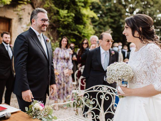 Il matrimonio di Dario e Daniela a Roma, Roma 13