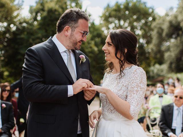 Il matrimonio di Dario e Daniela a Roma, Roma 17