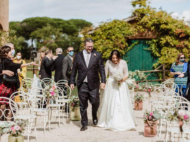 Il matrimonio di Dario e Daniela a Roma, Roma 26