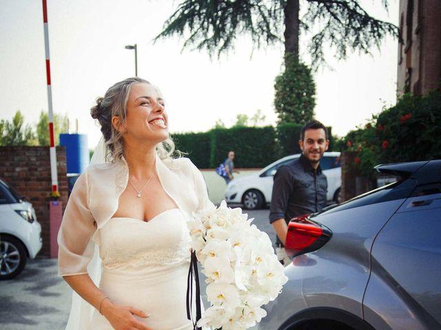 Il matrimonio di Matteo e Greta a Vignola, Modena 8