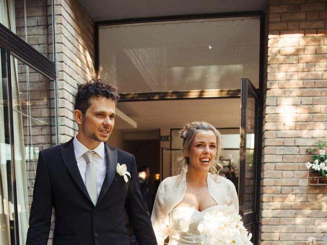 Il matrimonio di Matteo e Greta a Vignola, Modena 11