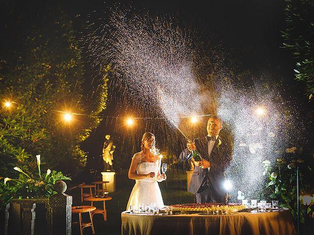 le nozze di Daria e Andrea