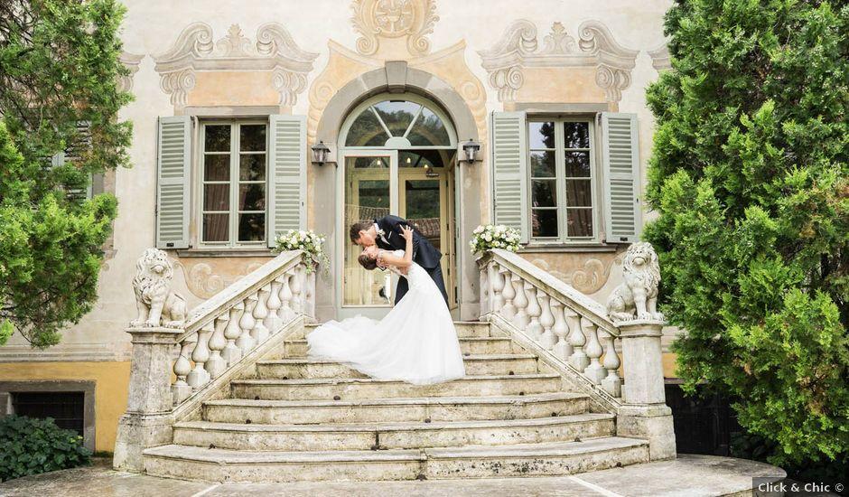 Il matrimonio di Alessandro e Maria Luisa a Trescore Balneario, Bergamo