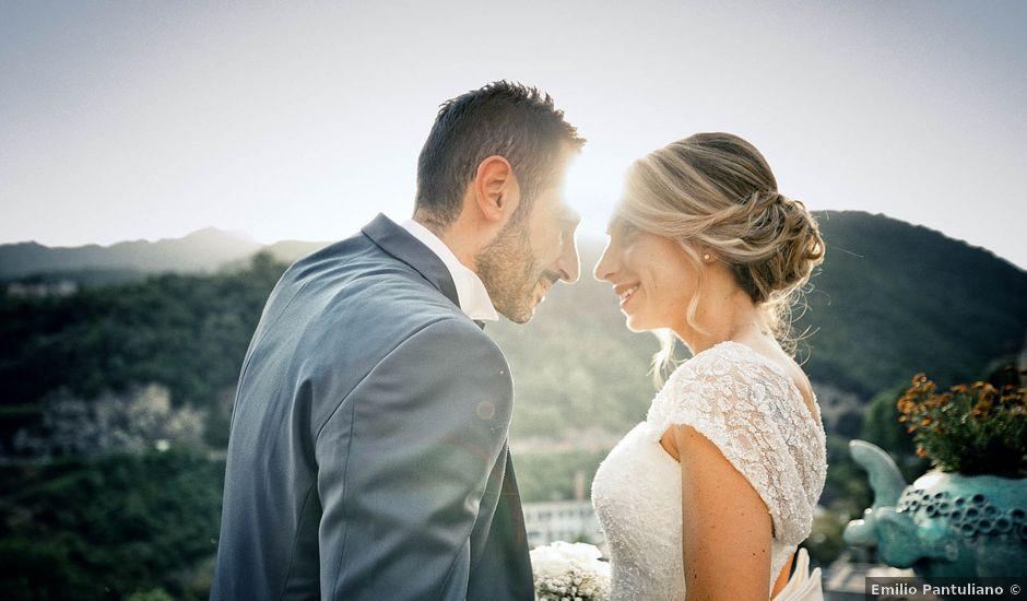 Il matrimonio di Pierluigi e Simona a Salerno, Salerno