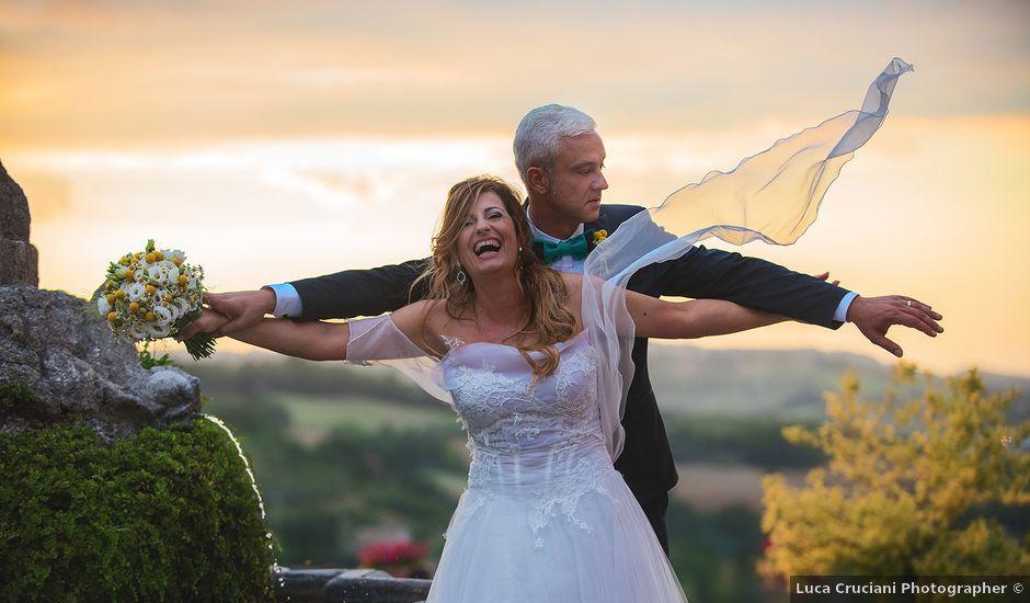 Il matrimonio di Maurizio e Norma a Porto San Giorgio, Fermo