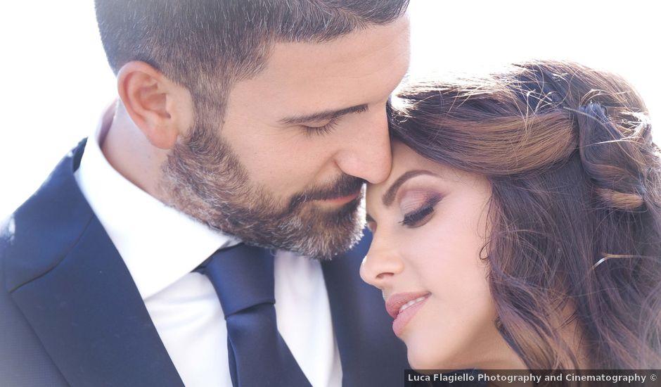 Il matrimonio di Fabio e Fabiana a Napoli, Napoli