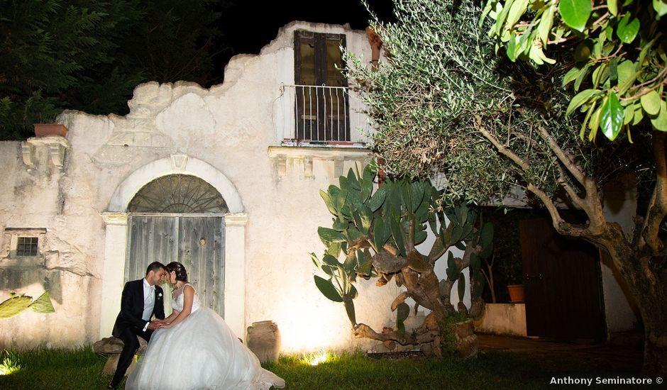 Il matrimonio di Graziano e Liliana a Santa Caterina Villarmosa, Caltanissetta