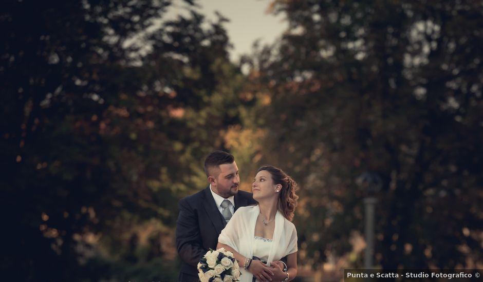 Il matrimonio di Yury e Giulia a Zevio, Verona