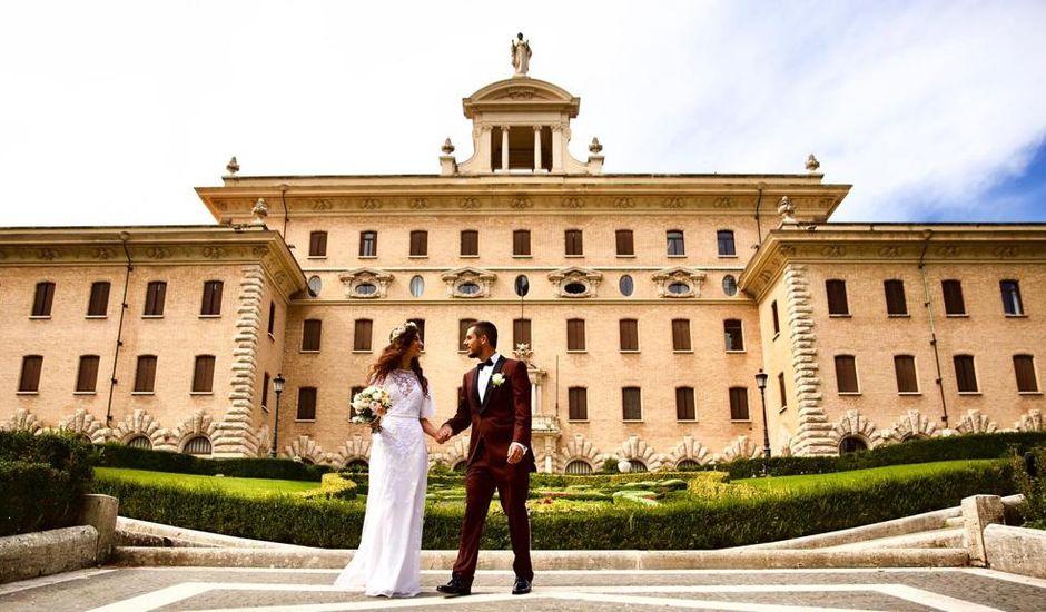 Il matrimonio di Michele e Chiara a Roma, Roma