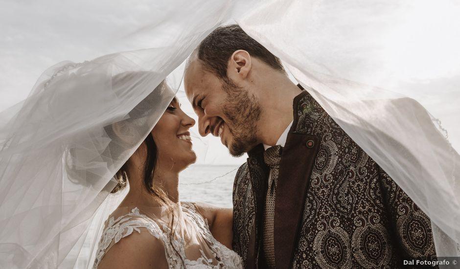 Il matrimonio di Nicola e Monica a Pescantina, Verona