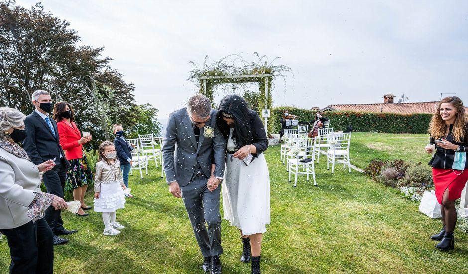Il matrimonio di Luca  e Hodry  a Como, Como