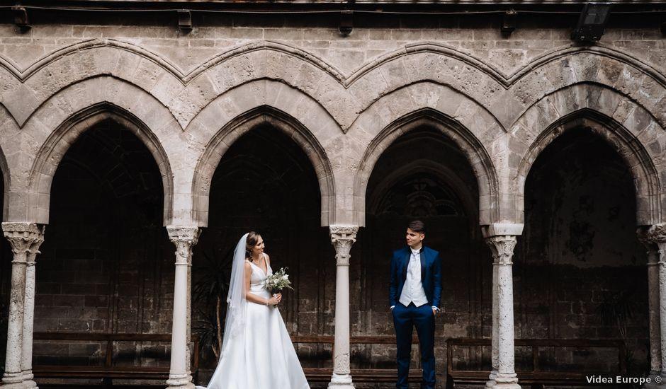 Il matrimonio di Anna e Antonio a Palermo, Palermo
