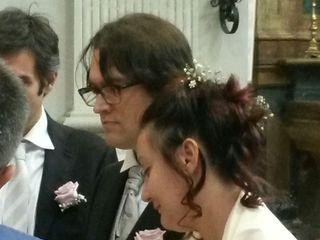 Le nozze di Francesca e Davide Derek 1