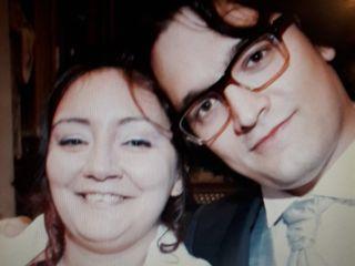 Le nozze di Francesca e Davide Derek