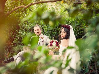 Le nozze di Giorgia e Giuliano
