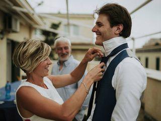 Le nozze di Roberta e Cyril 2