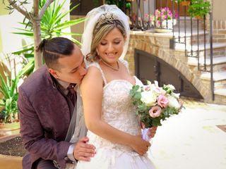 Le nozze di Veronica e Anthony