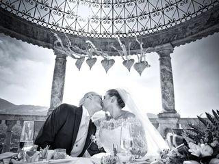 Le nozze di Anastasia e Alberto