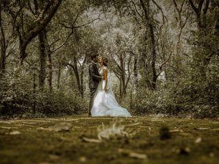 Le nozze di Lucia e Fabrizio