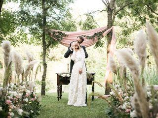 Le nozze di Bianca e Alberto