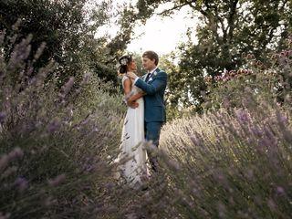 Le nozze di Sarah e Antoine