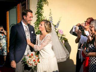 Le nozze di Jessica e Giorgio