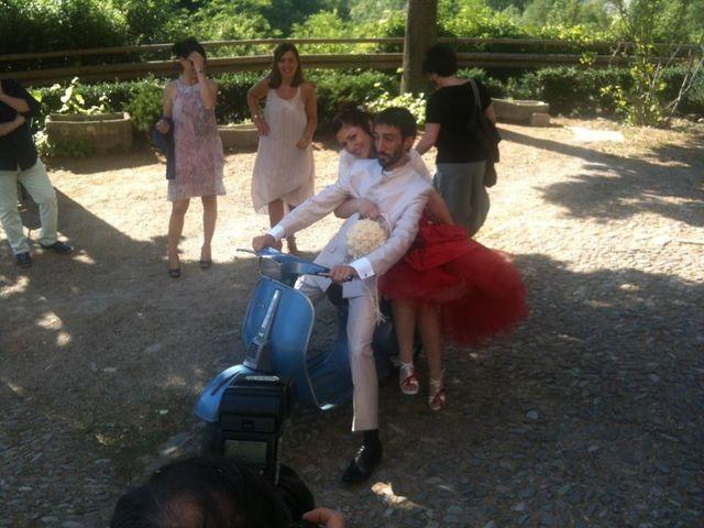 Il matrimonio di Silvia e Carlo a Sasso Marconi, Bologna 8