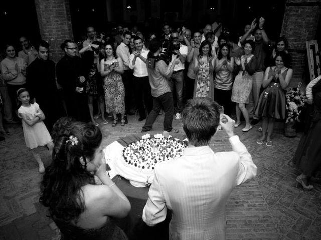 Il matrimonio di Silvia e Carlo a Sasso Marconi, Bologna 9