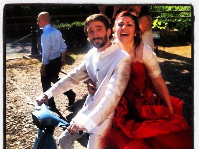 Il matrimonio di Silvia e Carlo a Sasso Marconi, Bologna 14