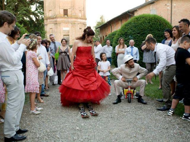 Il matrimonio di Silvia e Carlo a Sasso Marconi, Bologna 15