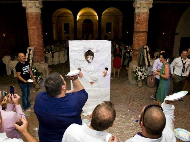 Il matrimonio di Silvia e Carlo a Sasso Marconi, Bologna 17