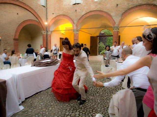 Il matrimonio di Silvia e Carlo a Sasso Marconi, Bologna 21