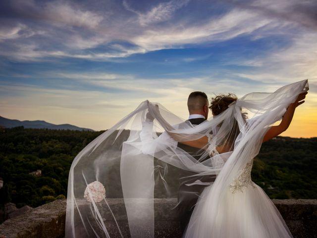 le nozze di Ilaria e Serghei
