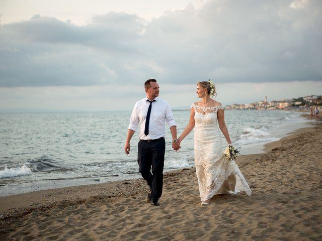 Le nozze di Elena e Friedrich