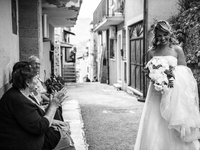 Il matrimonio di Massimiliano e Yuliby a Gaeta, Latina 8