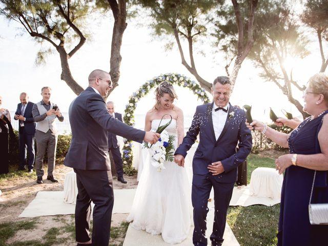 Il matrimonio di Massimiliano e Yuliby a Gaeta, Latina 10