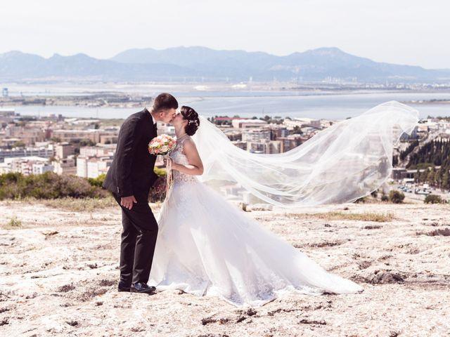 Il matrimonio di Andrea e Valentina a Monserrato, Cagliari 60