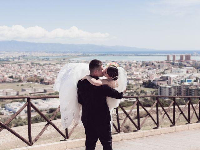 Il matrimonio di Andrea e Valentina a Monserrato, Cagliari 62