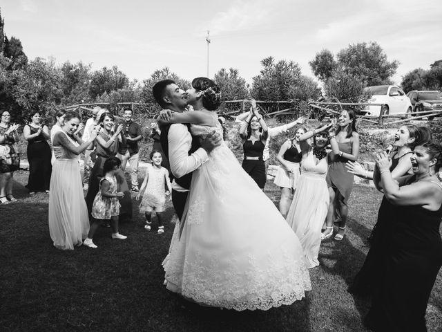 Il matrimonio di Andrea e Valentina a Monserrato, Cagliari 69