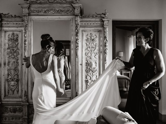 Il matrimonio di Alexander e Elisabeth a Greve in Chianti, Firenze 11