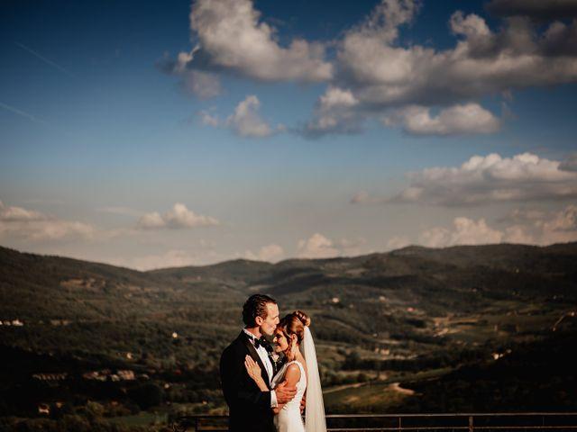 Il matrimonio di Alexander e Elisabeth a Greve in Chianti, Firenze 19