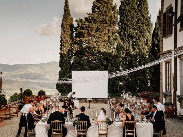 Il matrimonio di Alexander e Elisabeth a Greve in Chianti, Firenze 22