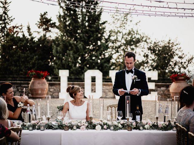 Il matrimonio di Alexander e Elisabeth a Greve in Chianti, Firenze 24