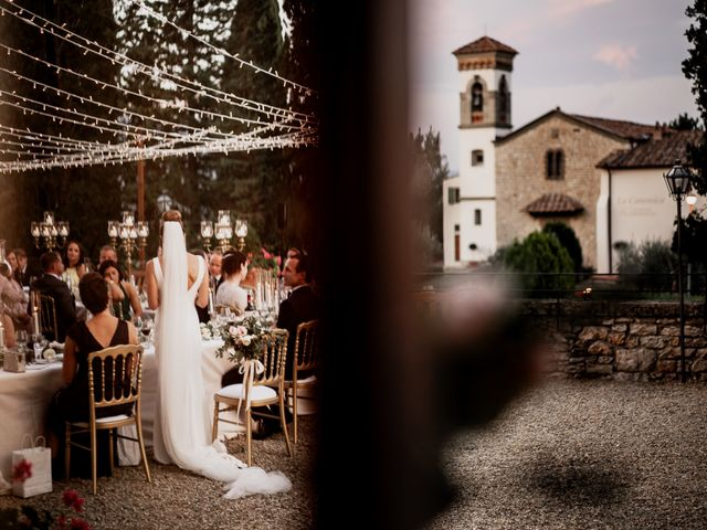 Il matrimonio di Alexander e Elisabeth a Greve in Chianti, Firenze 25