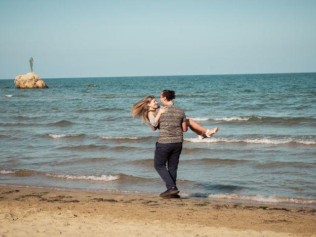 Il matrimonio di Anthony e Veronica a Vasto, Chieti 2