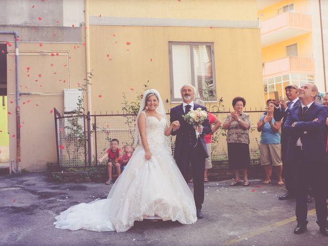 Il matrimonio di Anthony e Veronica a Vasto, Chieti 17