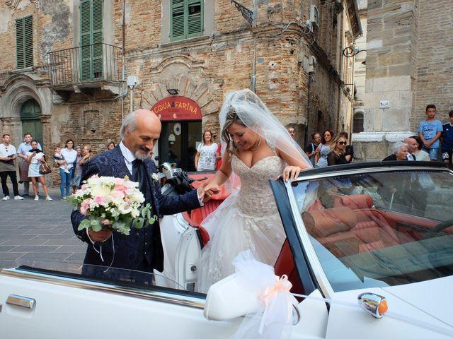 Il matrimonio di Anthony e Veronica a Vasto, Chieti 19