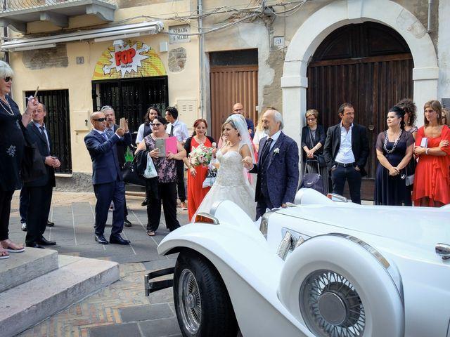 Il matrimonio di Anthony e Veronica a Vasto, Chieti 21