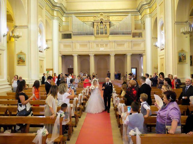 Il matrimonio di Anthony e Veronica a Vasto, Chieti 22